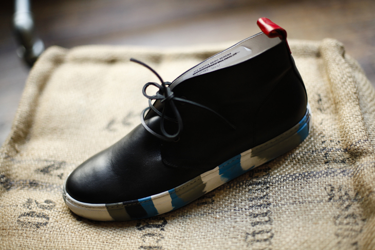 Del Toro - Exclusive Sole Chukka 1
