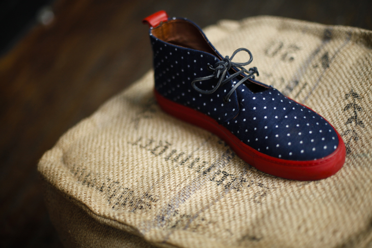 Del Toro - Exclusive Sole Chukka 4
