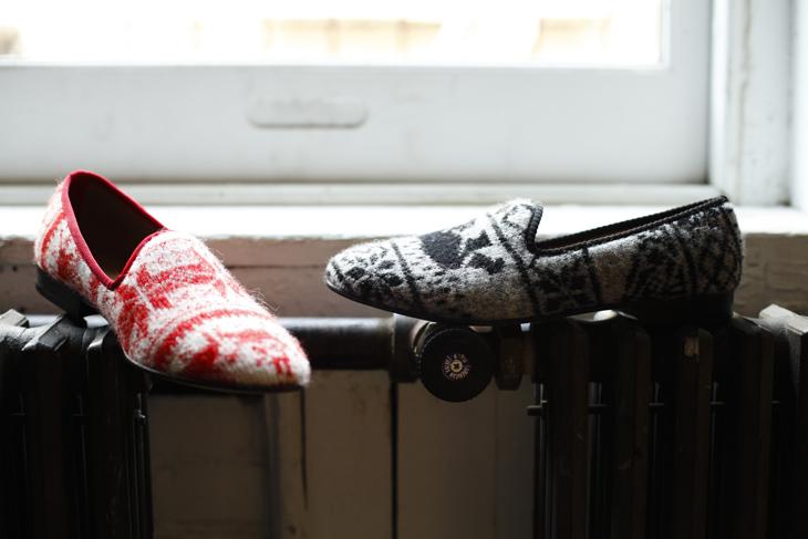 Del Toro - Nordic Slippers