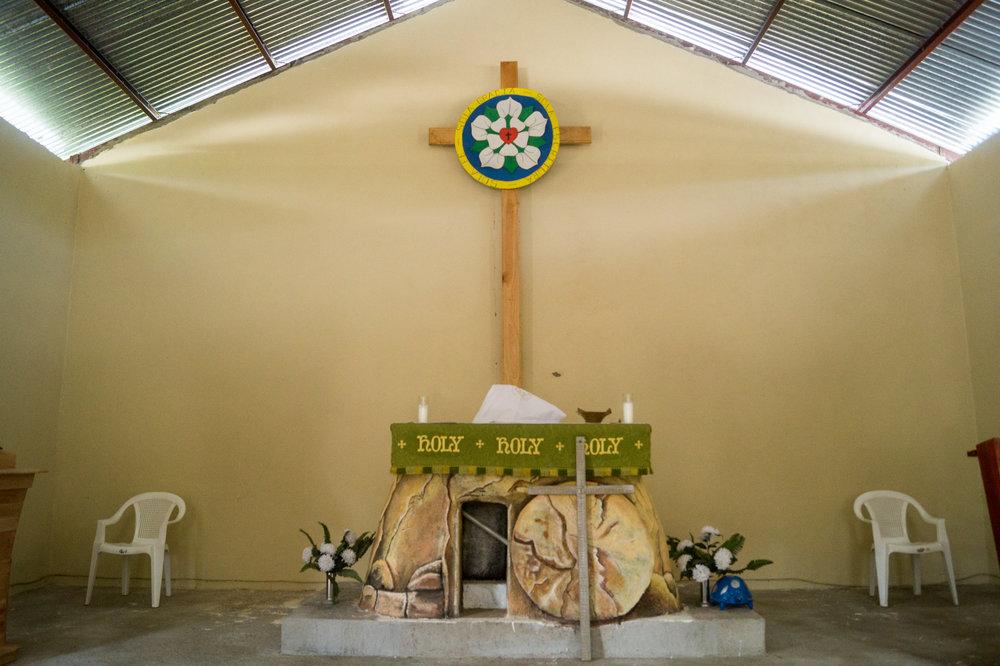 Iglesia Luterana Resurreccion