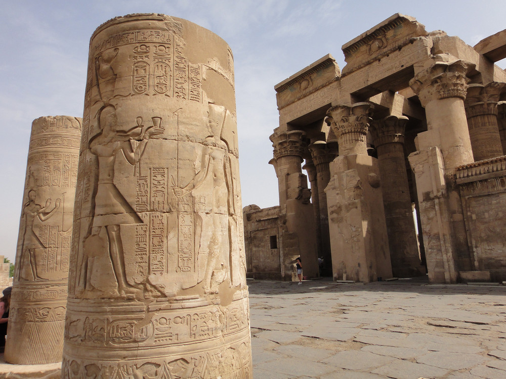 The Temple of Kom Ombo (Egypt)