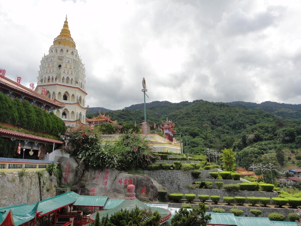 The Kek Lok Si Temple (Penang, Malaysia)