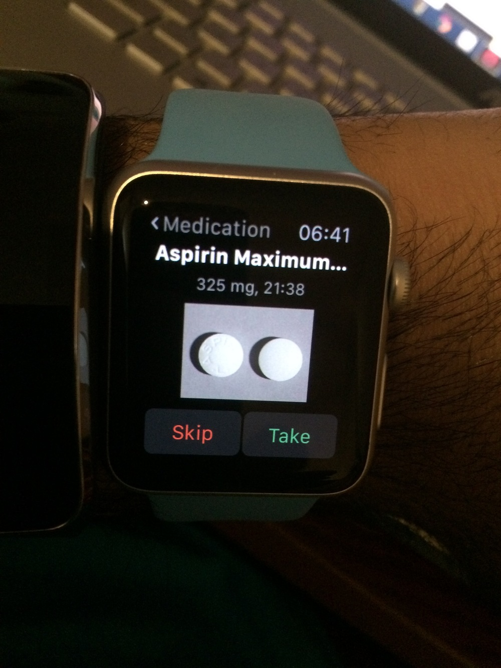 The Apple Watch Is Dead Long Live Maneesh Juneja Best 038 Free Android Applications For Electronics Electrical Engineers There Are Also A Number Of Apps On Medication Reminders Not New I Tested Medisafe Version