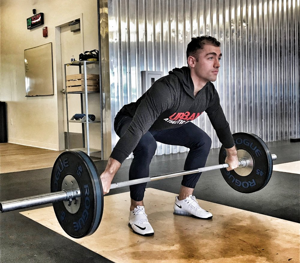 OLYMPIC LIFTING ATHLETE - The Oly Athlete class focuses on 1 or 2 lifts during the hour and provides more personal and individualized coaching for these movements.Thursdays at 7:00am &Sundays at 9:00am