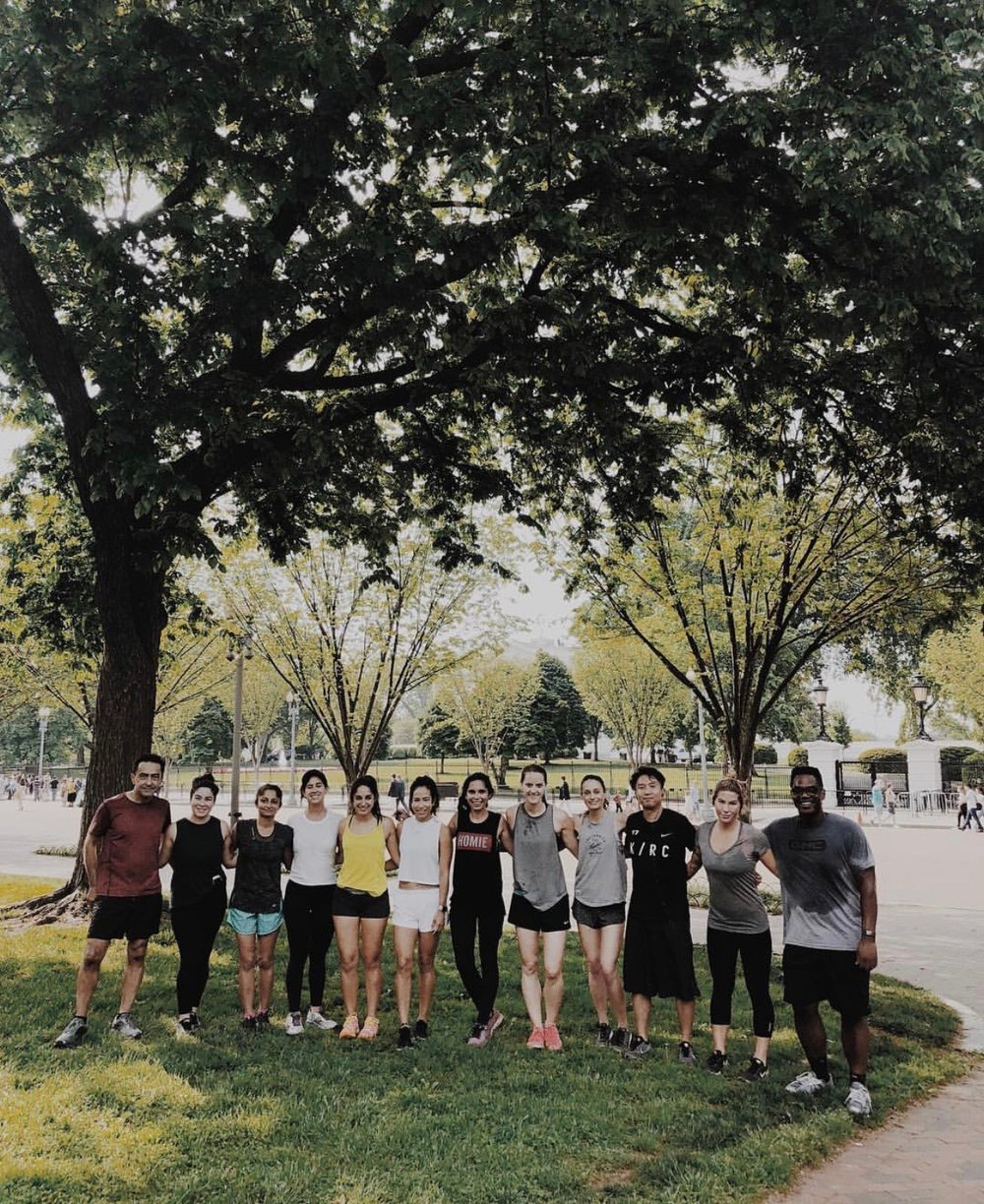 May 2018 Run Club | Run #4