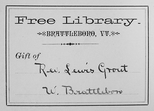 BrattleboroFreeLibrary,BookPlate,Rev.LewisGrout.jpg