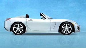 Saturn Sky  GM | McCann San Francisco
