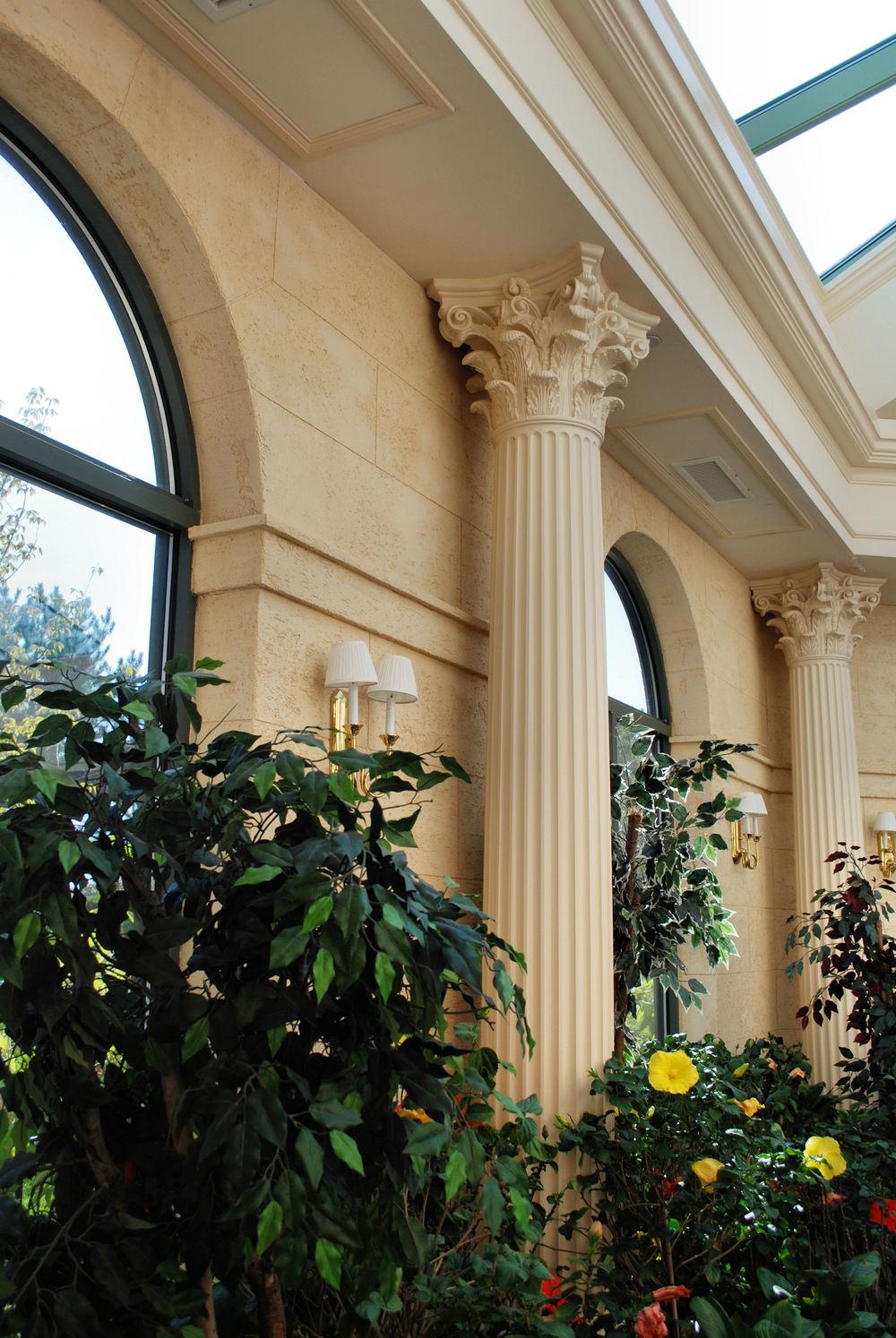 Desmond Hotel - Tuscany Plaster
