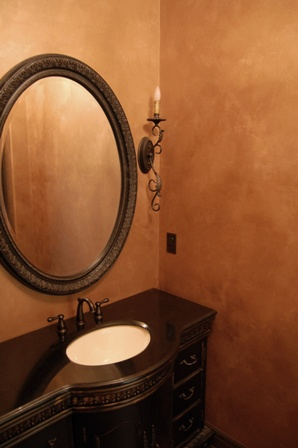 Lusterstone bathroom