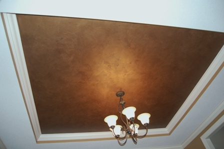Decorative Finishes Luxe Walls