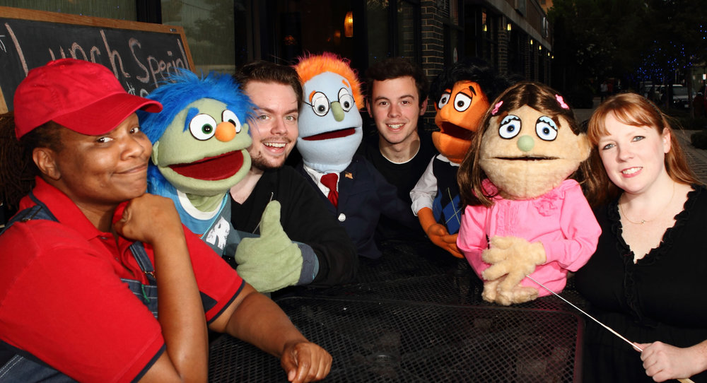 AVENUE Q at Theatre Too and MOBY DICK at Hip Pocket Theatre