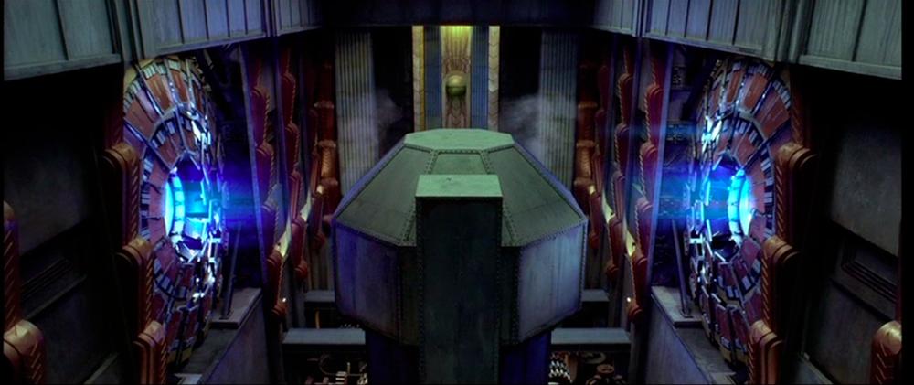 The VASP Chamber