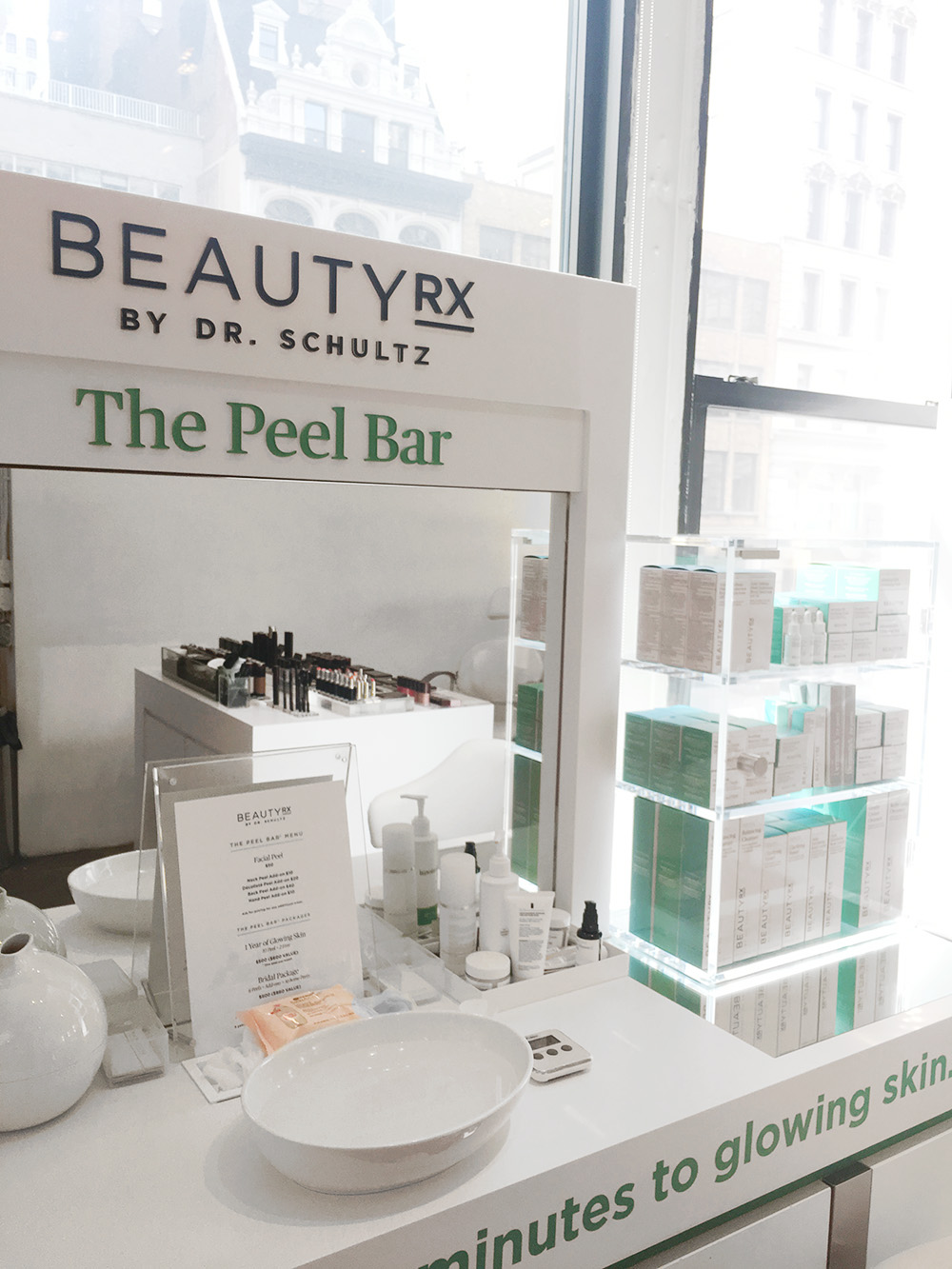The Peel Bar at Butterfly Salon