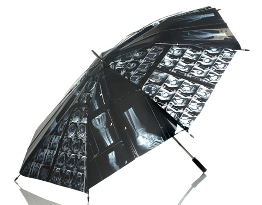 X-ray Umbrella (DIY!) by Anastacia Spada