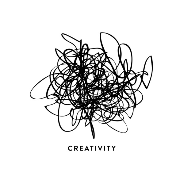 Creativity Print by Note to Self: The Print Shop