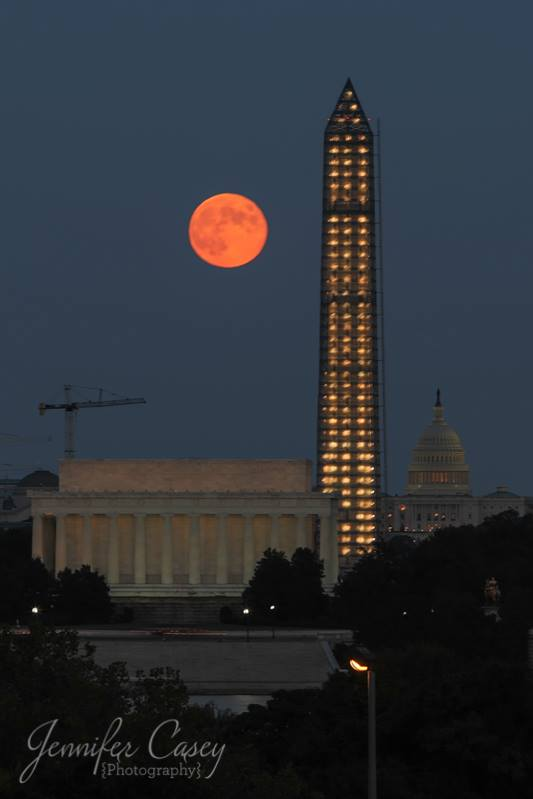 super moon dc