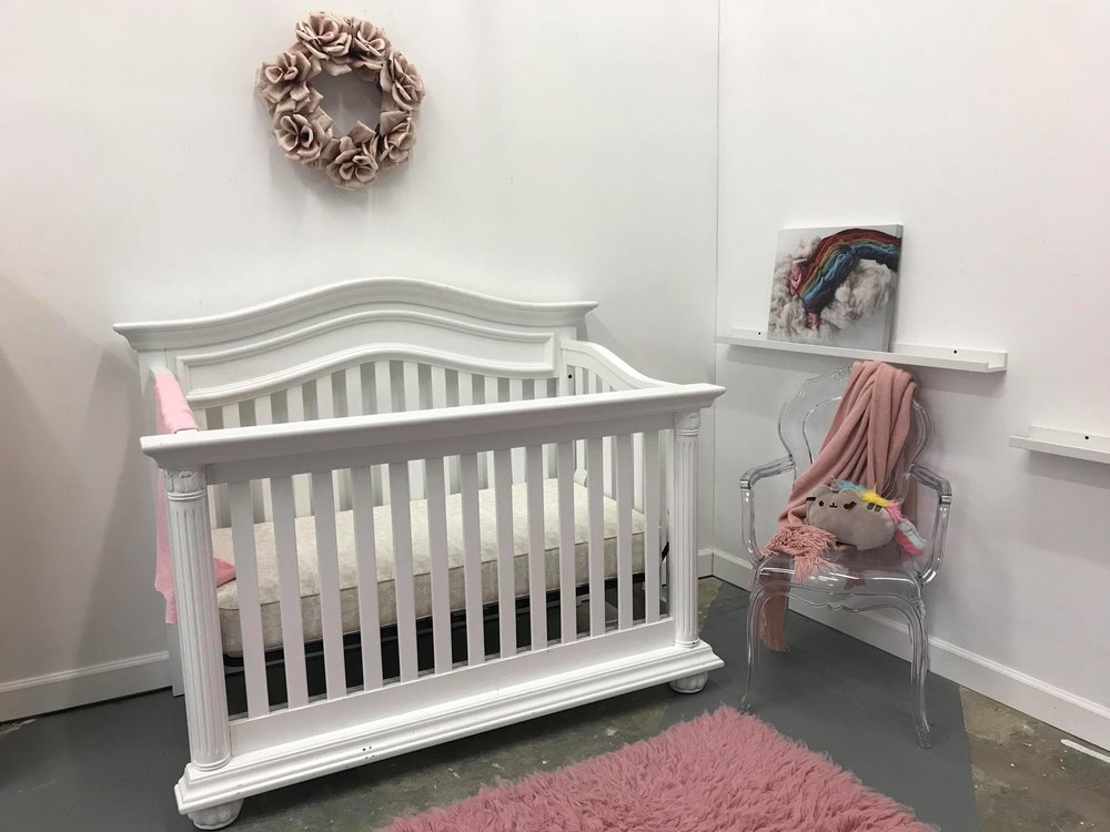 Nursery Items Needed - Banners, books, plush animals, wall art. Crib sheet - white or light neutral color. These items are optional but very helpful and may mean more usable photos from your session.
