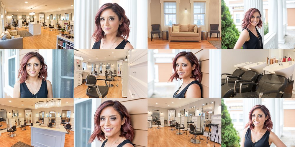 Stylist Sarah Sheppard  - Salon Invanti