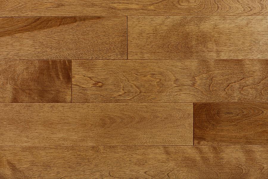 Hardwood floor comptoirs granite quartz kitchen for Plancher cuisine bois
