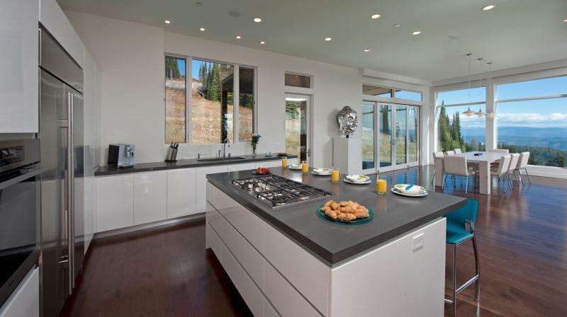 Comptoir de cuisine comptoirs granite quartz kitchen for Armoire de cuisine excellence blainville