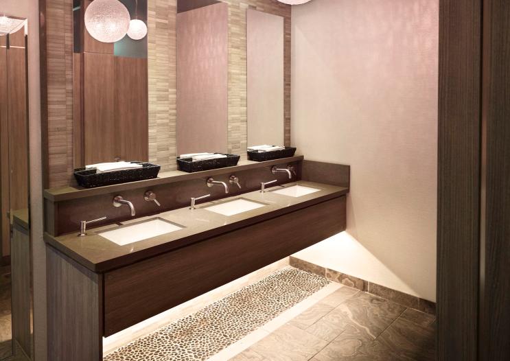 Comptoir de salle de bain comptoirs granite quartz for Ceramique salle de bain photo