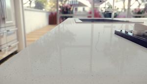Caesarstone Quartz Countertop — Granite Au Sommet