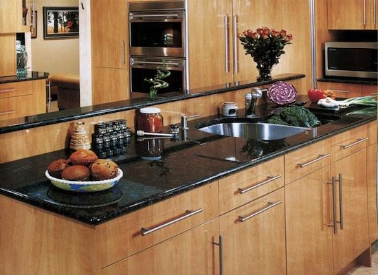 ubatuba granite%20comptoir%20cuisine 30 Beau Comptoir De Cuisine Uqw1