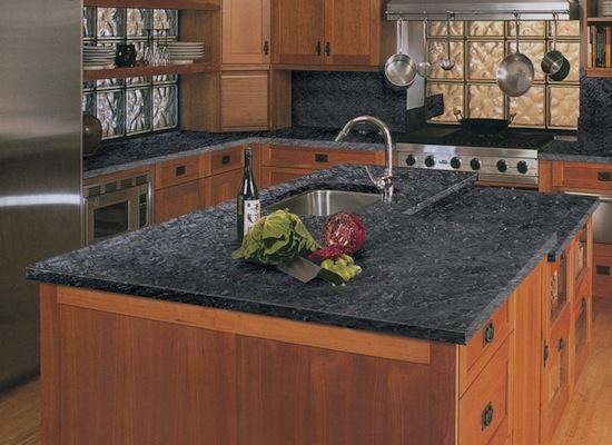 Cosmic Black Granit Matrix Granite Countertop ...