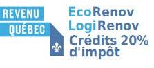 Profitez du crédits d'impôt disponible, visitez le site de  Revenu Québec .
