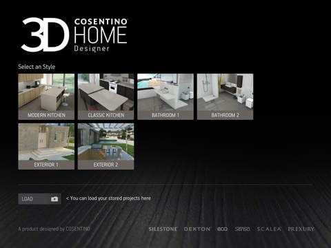 Consentino 3D Apps