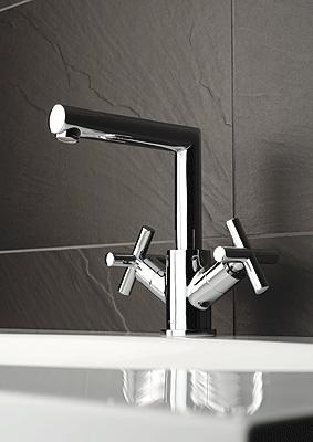 Robinet de lavabo salle de bain Rubi Gael