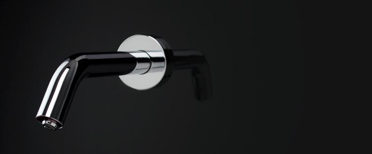 Robinet lavabo salle de bain Rubi Tonix mural