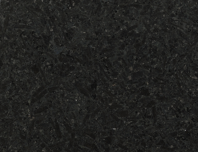 Cambrian Black Granite : Granite countertop — au sommet