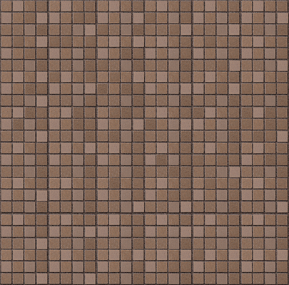CR, brown mosaico