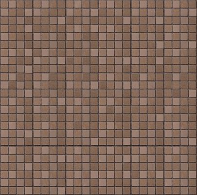 CR, brown mosaico