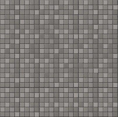 CR, medium grey mosaico