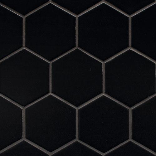 Hex & Dac, black matt