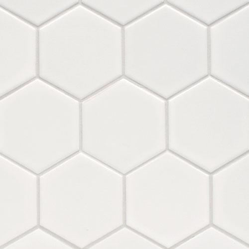 Hex & Dac, white matt