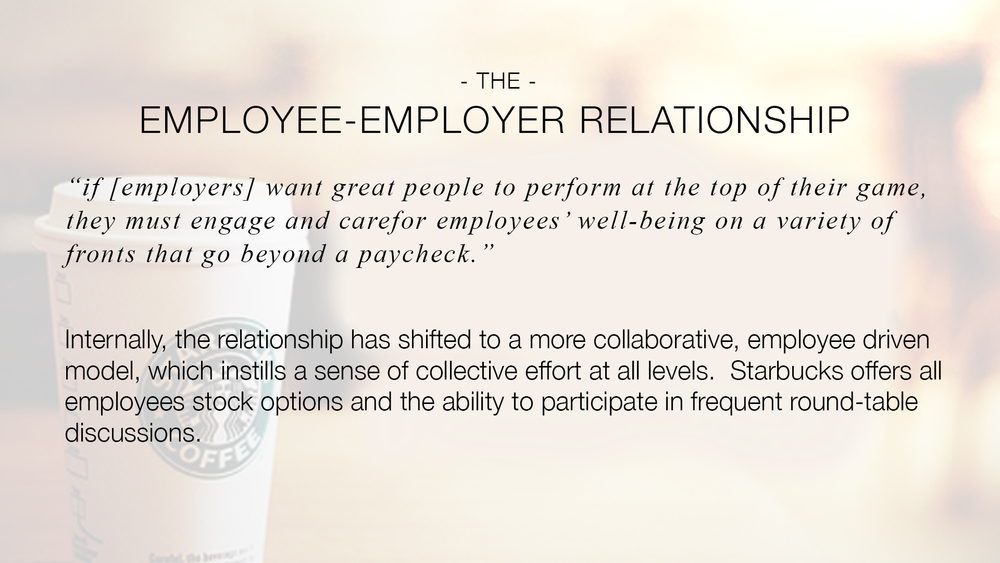 starbucks employee performance appraisal 731 reviews from starbucks employees about starbucks culture, salaries, benefits, work-life balance, management, job security, and more.