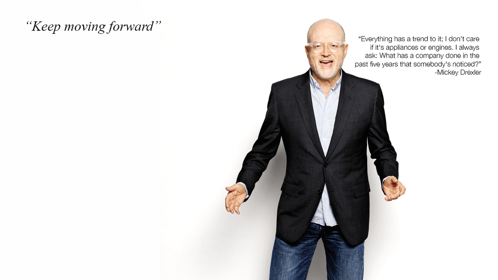 As told to Fast Company's Danielle Sacks. Original photo by Yu Tsai.