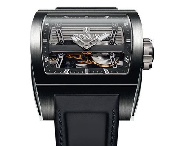 Corum's Ti-Bridge Automatic Dual Winder