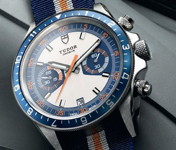 Tudor revives its iconic chronograph