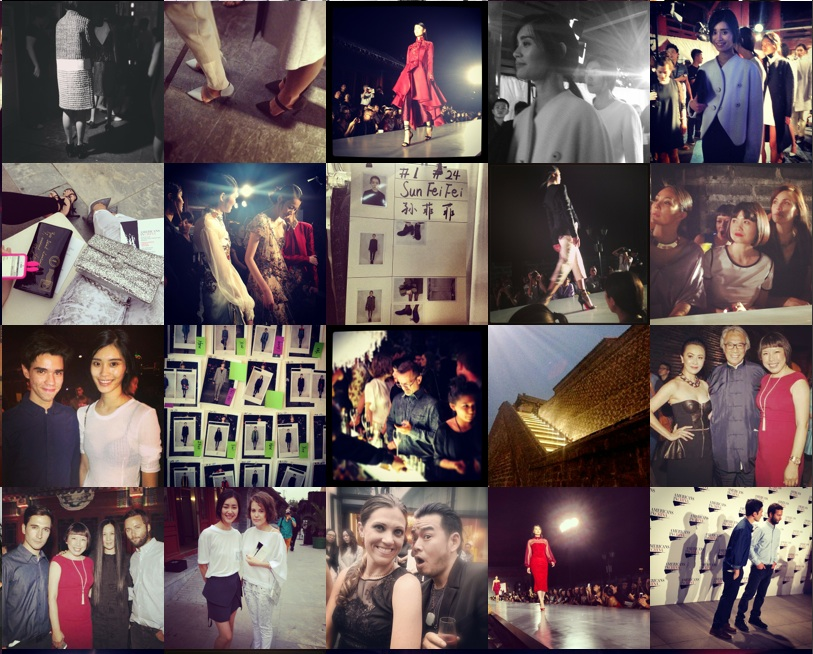 Photo credits - CFDA Instagram followers