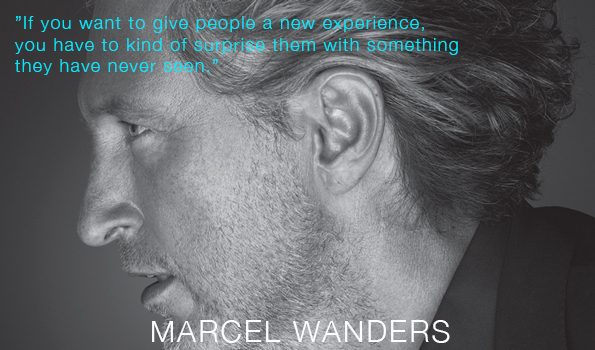 Marcel Wanders for House & Home.  Image courtesy of the Design Exchange.
