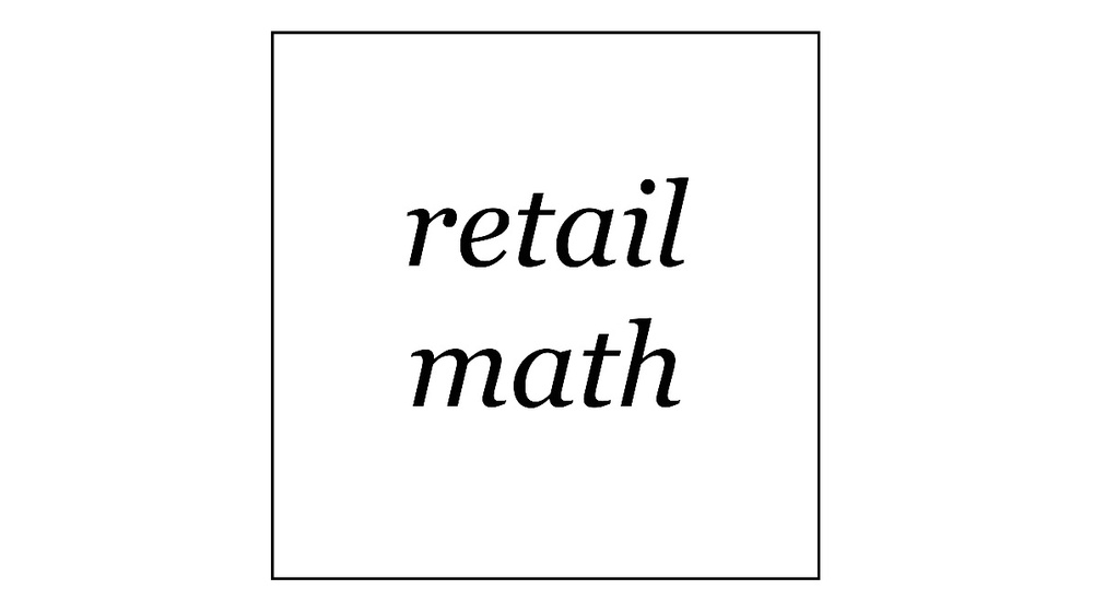 RETAIL ASSEMBLY online courses and workshops in fashion and retail - retail math.jpg