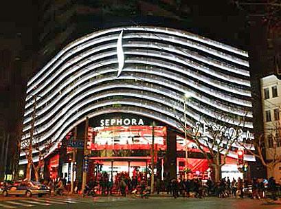 Sephora, Beijing