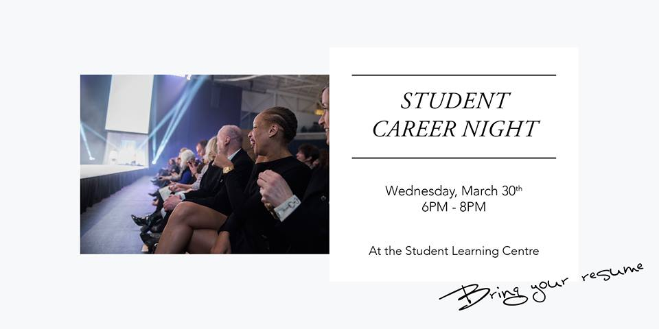 RETAIL ASSEMBLY at Ryerson University Fashion Zone Student Career Night