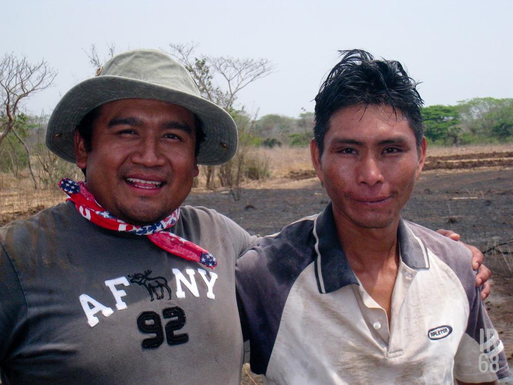 Jaime&Villager.jpg
