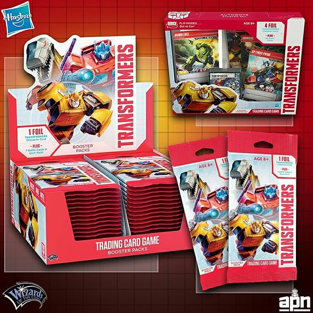 Are you ready to roll out with @hasbro and @wizardsofthecoast newest CCG, TRANSFORMERS? You'll be able to team up with Bumblebee, Ironhide, Red Alert, and Optimus Prime in the upcoming Autobot Starter Set, releasing this September! It can be played with 2 players or 1 player for the full game play. There will also be Season 1 Boosters that contain 1 over-sized card with 7 battle cards per pack. Ask your FLGS about this new CCG today!⠀ ⠀ @transformersofficial #Transformers #CCG #TCG #Hasbro #WizardsoftheCoast #WotC #TransformersCCG #TransformersTCG #TFCCG #Bumblebee #Ironhide #RedAlert #OptimusPrime #cardgame #cardgames #cardgaming #tabletop #tabletopgame #tabletopgames #tabletopgaming #tradingcardgame #BGG #boardgamegeek #Autobot #Autobots #Decepticon #Decepticons #FLGS