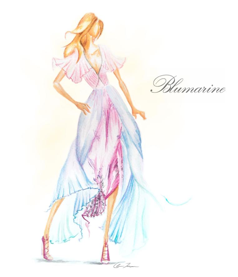 Blumarine Spring/ Summer 2013